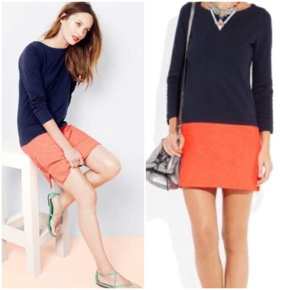 J. Crew Dresses & Skirts - J. Crew Maritime Dress • XS